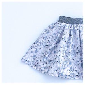 Jupe-en-liberty-of-london-mitsi-gris-perle-à-ceinture-apparente-silver-enfant-bébé-retrochic-boutique