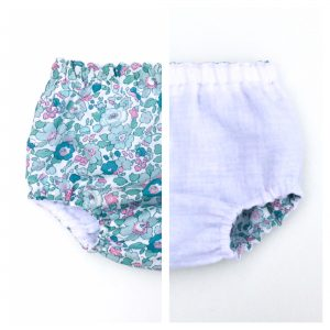bloomer-réversible-gaze-de-coton-blanche-et-liberty-betsy-mint-and-pink