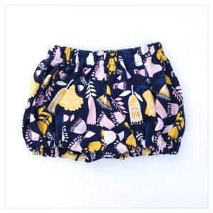 bloomer-shorty-jersey-coton-flower-power-bébé-enfant