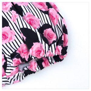 bloomer-shorty-jersey-coton-roses-bébé-enfant