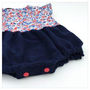 barboteuse-pour-bébé-liberty-wiltshire-marianne-et-gaze-marine-retrochic-boutique