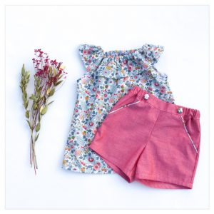 short-fillette-en-chambray-de-coton-et-liberty-betsy-porcelaine