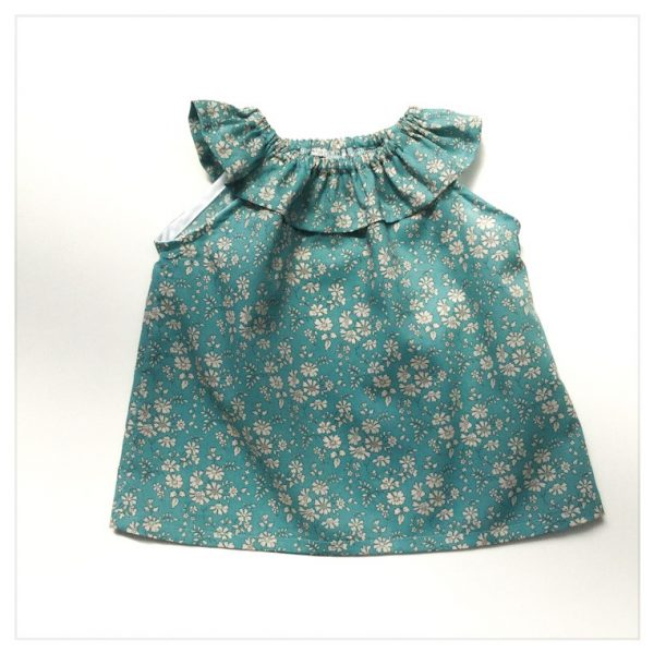Top-en-liberty-capel-sea-green-enfant-bébé-retrochic-boutique