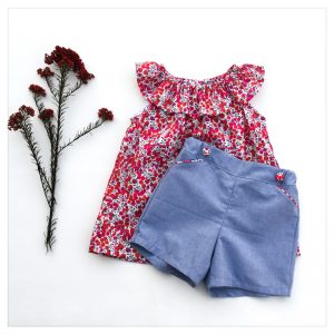 Top-en-liberty-wiltshire-rouge-enfant-bébé-retrochic-boutique