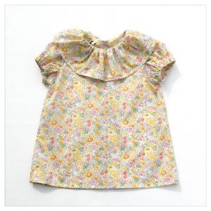 Blouse-en-liberty-betsy-sunshine-enfant-bébé-retrochic-boutique-