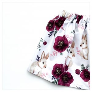 Jupe en coton Fairy Bunny